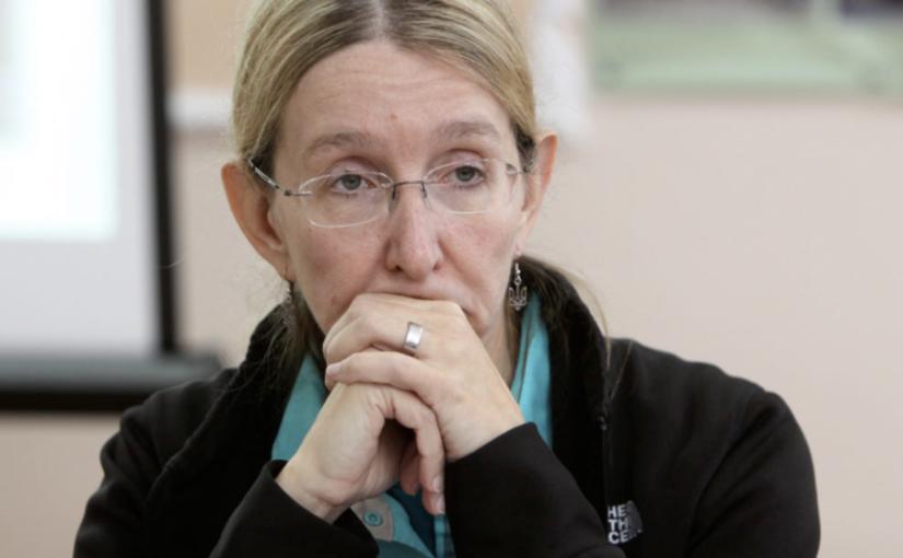 Если ребенок контактировал с больным корью: Супрун дала совет родителям